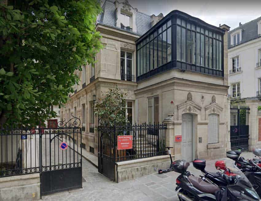 Le 7 rue Ballu, Paris